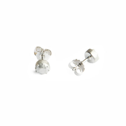 Earrings Stones *Silver-0