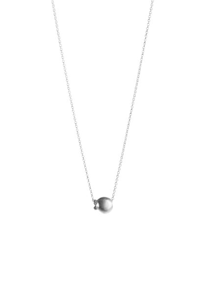 Necklace SCANDINAVIAN FOREST *BlåbärSilver-380