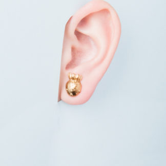 Earring SCANDINAVIAN FOREST*SmultronGold-0