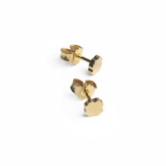 Earrings Fiolet*Gold-0