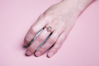 Ring SCANDINAVIAN FOREST*JordgubbarRose-0