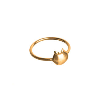 Ring SCANDINAVIAN FOREST*BlabarGold-0