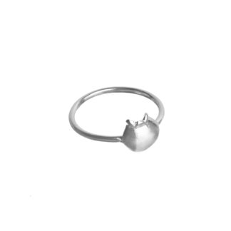 Ring SCANDINAVIAN FOREST*BlabarSilver-0