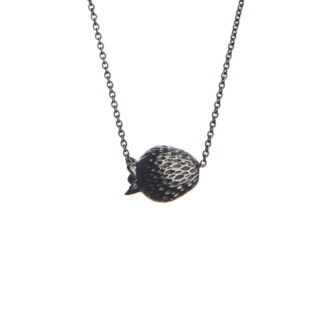 Necklace SCANDINAVIAN FOREST*JordgubbarBlack-0