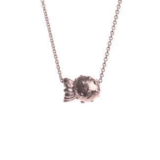 Necklace SCANDINAVIAN FOREST *SmultronRose-0