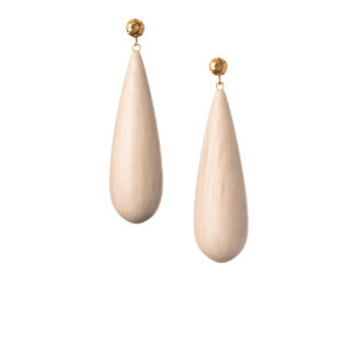 Earrings VERMEER *Hornbeam Gold-0