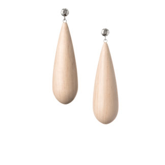 Earrings VERMEER *Hornbeam Silver-0