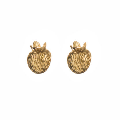 Earrings SCANDINAVIAN FOREST*Jordgubbar-678