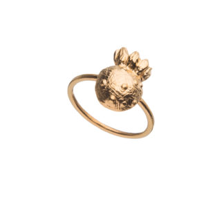 Ring SCANDINAVIAN FOREST*SmultronGold-0
