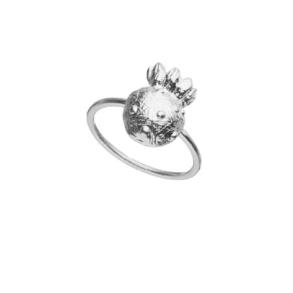 Ring SCANDINAVIAN FOREST*SmultronSilver-0