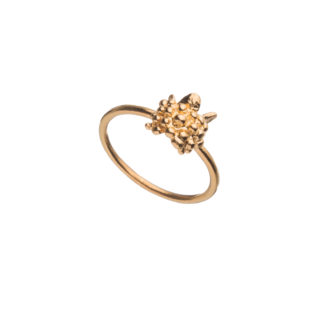 Ring SCANDINAVIAN FOREST*HalonGold-0